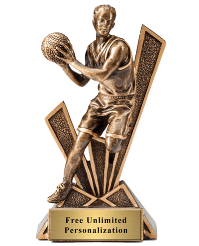 CheckMate Basketball Trophy – Male