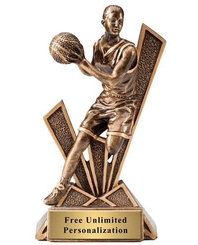 CheckMate Basketball Trophy – Female