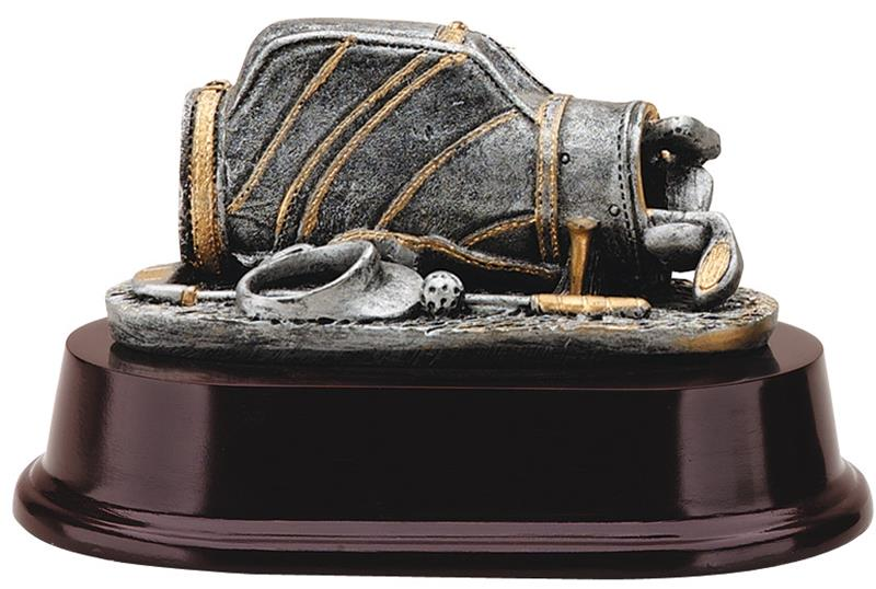 Golf Bag Trophy