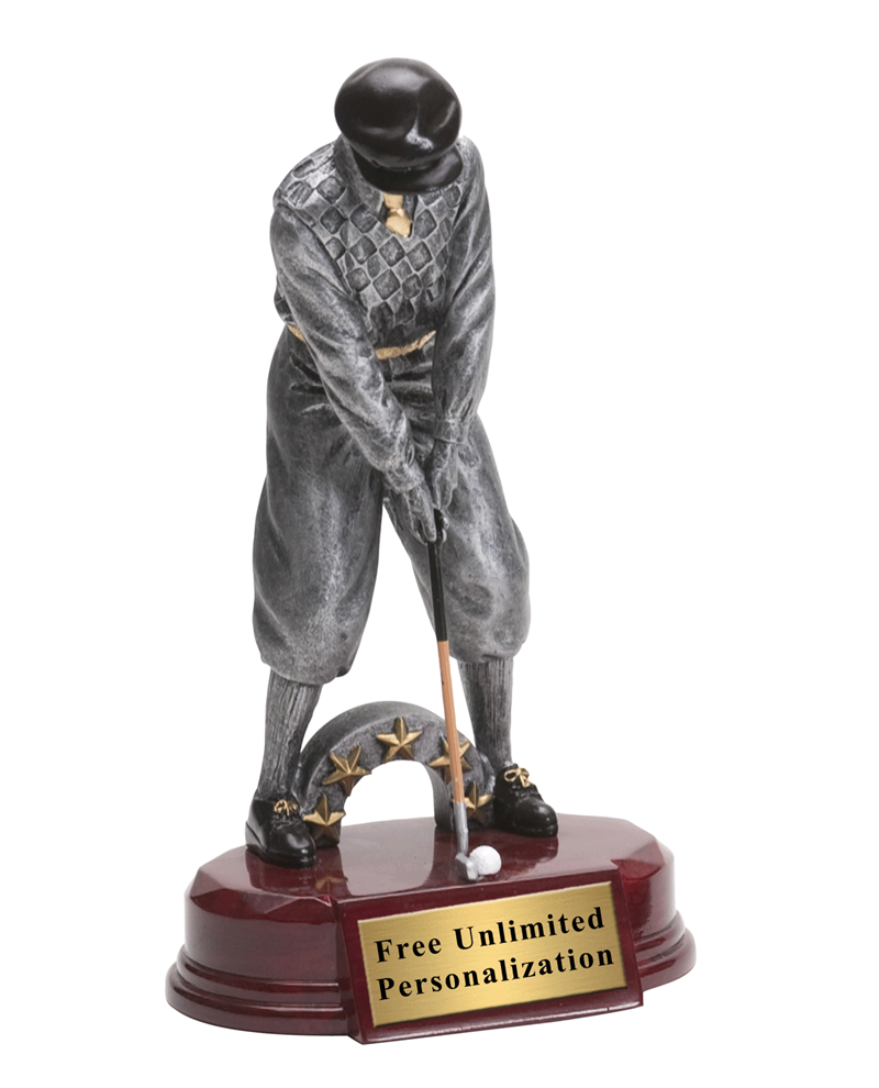 Prestige Golf Trophy – Male