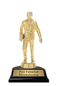 The Office Dundie Awards Trophy