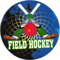 Field Hockey w/ Text