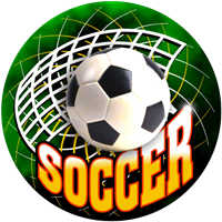 Soccer w/ Text