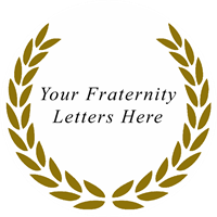 Greek - Fraternity Letters