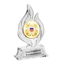 Krystal Flame Coast Guard Trophy