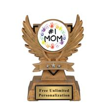 Victory Wing Mother's Day Insert Trophy
