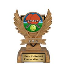 Victory Wing Pickleball Insert Trophy
