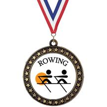 Champion Star Insert Boating Medal