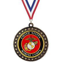 Champion Star Insert Marines Medal