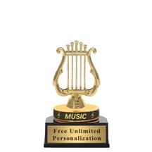Wristband Music Trophy