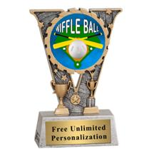 V-Series Wiffle Ball Insert Trophy