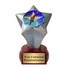 Shooting Star Diving Insert Trophy