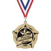 Super Star Principal Award Medal