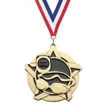 Super Star Swimming Medal