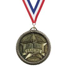 Value Reading Medal