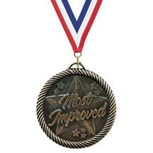 Value Most Improved Medal