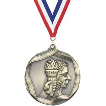 Die Cast Medal - Achievement