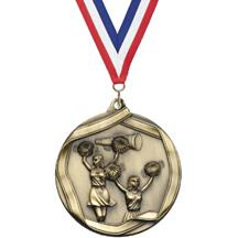 Die Cast Medal - Cheer