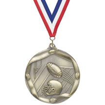 Die Cast Medal - Football