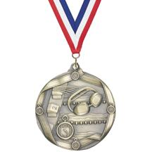Die Cast Medal - Swimming