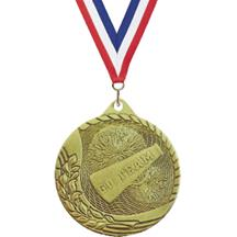 Budget Cheer Medal