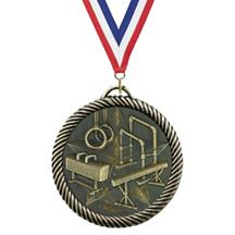 Value Gymnastics Medal