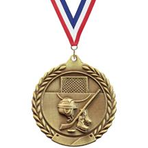 Wreath Hockey Medal