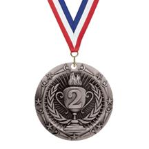 World Class 2nd Place Medal