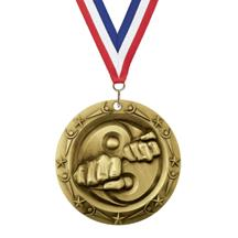 World Class Martial Arts Medal