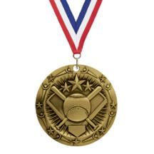 World Class Softball Medal