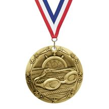 World Class Swimming Medal