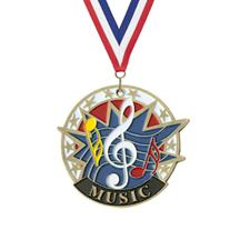 USA Sport Music Medal