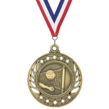 Galaxy Volleyball Medal