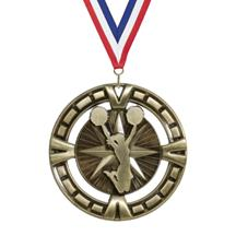 Big Victory Cheerleading Medal