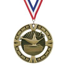 Big Victory Lamp of Knowledge Medal