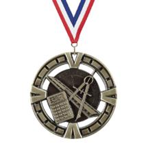 Big Victory Math Medal