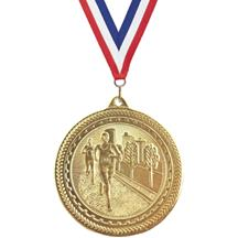 BriteLazer Cross Country Medal