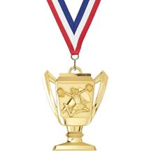 Cheerleading Trophy Medal