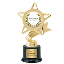 Ribbon Star Sorority Trophy