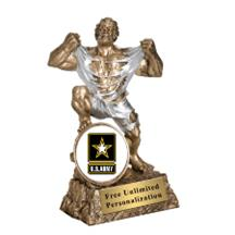 Monster Victory Army Insert Trophy
