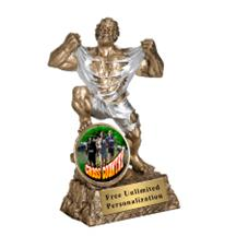 Monster Victory Cross Country Insert Trophy