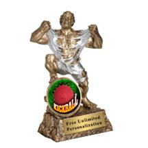 Monster Victory Kickball Insert Trophy