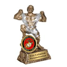 Monster Victory Marines Insert Trophy