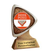Triad Beer Pong Insert Award