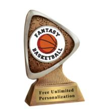 Triad Fantasy Basketball Insert Award