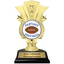 Triumph Fantasy Football Insert Trophy