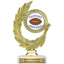 Honor Wreath Fantasy Football Insert Trophy