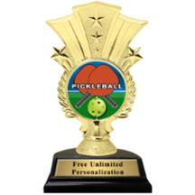 Triumph Pickleball Insert Trophy