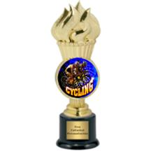 Torch Cycling Insert Trophy