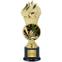 Torch Darts Insert Trophy